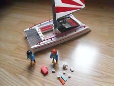 catamaran playmobil complet ref 5130