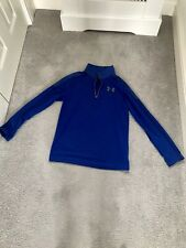 Boys Under Armour 1/4 Zip Top Size Large