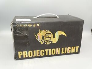 HILITING LED Logo Gobo Projector with Manual Zoom DJ Effect Light *NEW* Read!!!