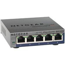 NETGEAR 1000 Mbps/1 Gbps Enterprise Network Switches