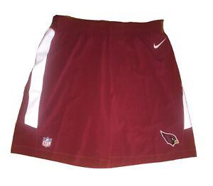 Nike Arizona Cardinals NFL On Field Apparel Practice Shorts Men's XXL $65