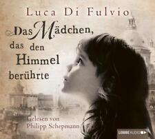Hörbuch Das Mädchen, das den Himmel berührte von Luca Di Fulvio 8CD