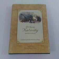 A Classic Nativity Devotional : Classic Popular Christmas Devotionals hardback
