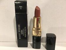 Bobbi Brown Lip Color Lipstick In Rose 3.4g Full Sz NIB