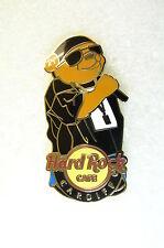 CARDIFF,Hard Rock Cafe Pin,ROCKIN BEAR,LE 75 *Closed