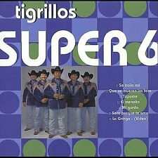 Tigrillos Super 6 (CD)