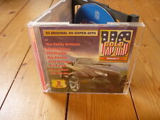 US Oro volume 2 Freddy Cannon Ritchie Valens Buster Brown Dee Clark 2cd NUOVO