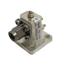23 24ghz Waveguide To Coaxial Adapter Wr 42 To Sma M