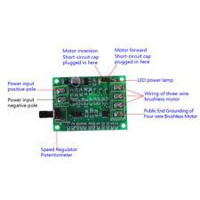 5v 12v Brushless Dc Motor Driver Controller Board For Hard Drive Motor 34 Whh