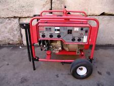 MULTIQUIP MW HIGH CYCLE GENERATOR 1 & 3 PHASE 5000 WATTS 11 hp HONDA GDP-5H   #2