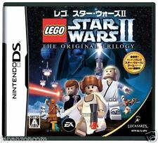 Used DS LEGO Star Wars II  NINTENDO JAPANESE IMPORT