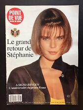 point de vue N°2227 stephanie monaco red adair comtesse de paris sarah ferguson