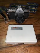 Vintage PENTAX K1000 Asahi 35MM Film Camera w/Strap and Maintenance Kit