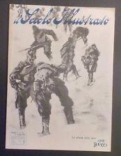 Rivista WWI - Il Secolo Illustrato - Anno V - N° 10 - 1917 - Bucci