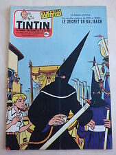 JOURNAL TINTIN n° 432  STAN OCKERS ( 4p ) COUVERTURE CRAENHALS  ( PLOM/ARS )