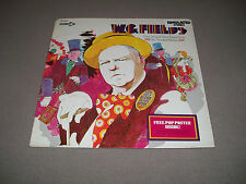 "W.C. Fields - Original Voice Tracks from His Greatest Movies - Decca 12"" LP NM-"