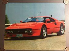 1984 - 1988 Ferrari 288 GTO Coupe Print, Picture, Poster -- RARE!! Awesome L@@K