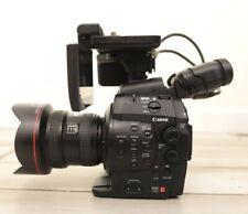 Canon C300 Cinema 35mm Eos Camcorder Body Ef Mount C 300 Dual Pixel Upgraded
