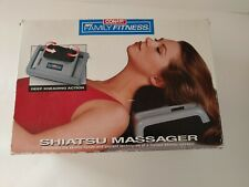 Vintage 1994 Conair Family Fitness Shiatsu Massager. Tested. Works. VG condition