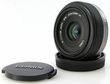 Panasonic Lumix AF 20mm f1.7 G ASPH Compact Lens - Micro Four Thirds m4/3rds fit