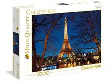 Puzzle 2000 partes - París de Clementoni