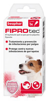 Pipette Antiparasitic Beaphar Fiprotec Dog Small Spot-On - 1 or 4 Pipettes
