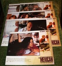 The Mexican  LOBBY CARD Part SET 7
