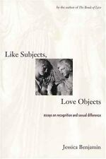 Like Subjects, Love Objects: Essays on Recognition and Sexual Difference, Psycho