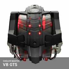 Cooler Master V8 GTS LED Red CPU Air Cooler Kühler Tower Intel AMD FREE SHIPPING