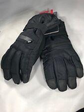 Tek Gear Ski Gloves Heat Tek Water Resistant Touch Screen Compatible W/pocketA5