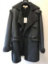 Manteaux et vestes en cuir pour femme