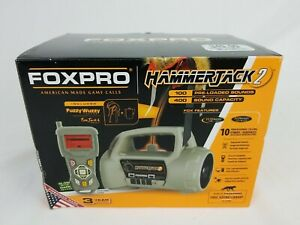 FoxPro Hammerjack 2 with FoxJack4 Decoy Included * NEW