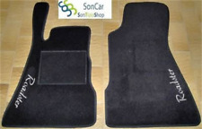 SMART ROADSTER tapis tapis de voiture +2DECORI +2 block