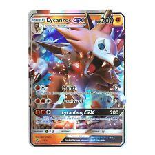 Lycanroc GX Holo Sun & Moon Promos Black Star Promo SM14 (Proxy | Flash Card)