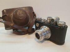 Corfield  Periflex 1 First version With Lumar 3.5 50mm lens.