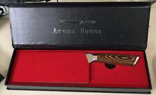 Aroma House Butcher Knife High Carbon German Steel