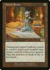Noetic Scales Urza's Saga NM-M Artifact Rare MAGIC THE GATHERING CARD ABUGames