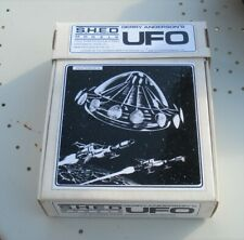 RARE UFO VAC FORMED KIT MADE BY SHED 1989 GERRY ANDERSON S.H.E.D.