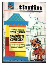 TINTIN N° 916 JACOBS PORTE CLES ROLL'SURF 1966 BE
