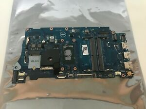 Dell Vostro 15 5568 Motherboard LA-D822p & i5-720U TESTED WORKING (339s/274a)