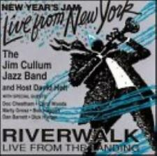 The Jim Cullum Jazz Band: New Year's All Star Jam w/ Artwork MUSIC AUDIO CD live