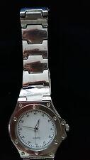 Metall-Quarz-Armband-Uhr