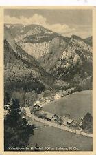 AK aus Kaiserbrunn im Höllental, Niederösterreich   (D33)