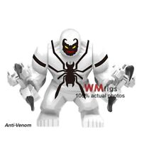 Marvel Avengers 4 Super Heroes Lego ANTI-Venom Figures Blocks Bricks Toys