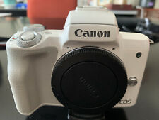 Canon EOS M50 24.1MP Digital Camera/Extra Battery! Flawless Condition!!!