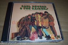 Paul Revere & the Raiders CD A Christmas Present And Past featuring Mark Lindsay