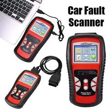 Newest KW830 Professional Diagnostic Scan Tool CAN OBDII OBD2 Fault Code Scanner