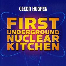 Timo Tolkki, Glenn H - First Underground Nuclear Kitchen [New CD] Argentina