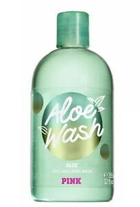 Victoria's Secret PINK Aloe Wash Soothing Body Wash ~ 12 fl.oz.