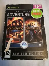 Lord Of The Rings adventure pack limited edition XBox